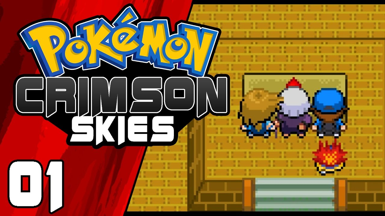 pokemon crimson skies gba download