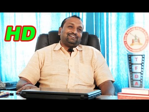 Film Distributor Santhaiah Real ESP