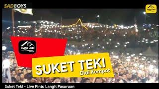 Suket Teki - Lord Didi Kempot Live Pintu Langit