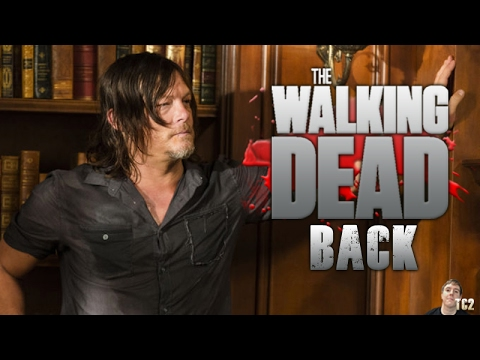 The Walking Dead Season 7 Second Half - Norman Reedus Says Old Walking Dead Will be Back!