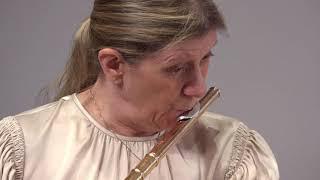 Beau Soir Ensemble - Trio In B flat Major by CPE Bach; Allegro; Adagio; Allegretto