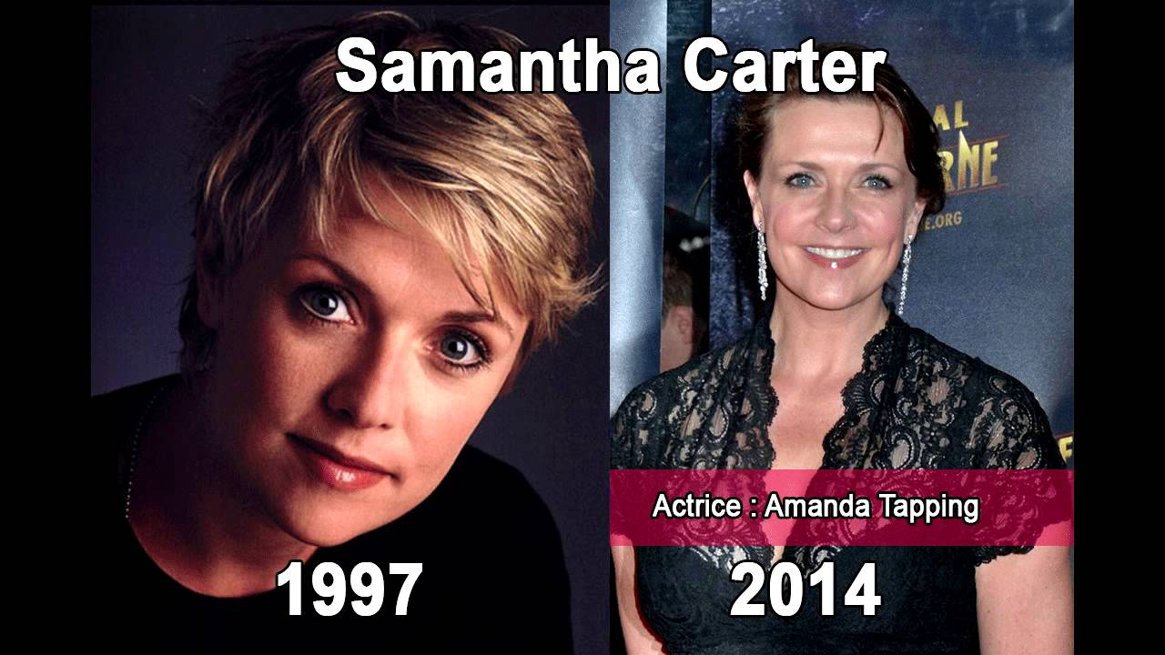Stargate SG-1: Where are the cast now? | Stargate sg1