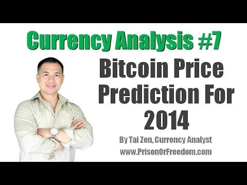 Currency Analysis #7 - Bitcoin Price Prediction For 2014 - By Tai Zen