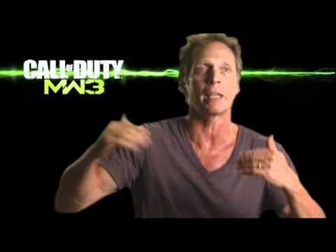 MW3 Voice Talent: William Fichtner