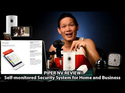 Piper NV Review: The Best Self-Monitored Security System for Home and Business