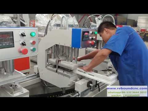 China Welding Machine For UPVC Door And Window