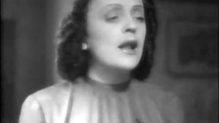Edith Piaf - Un coin tout bleu (1941)