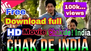 Chak de India full movie kaise free me download karte hai |Hindi video| rdq creation |