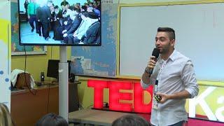 Η διαδρομή ενός Ρομά | Paraskevas-Selim Volanakis | TEDxKavala