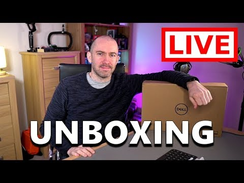 Dell XPS 13 7390 - Unboxing & First Impressions