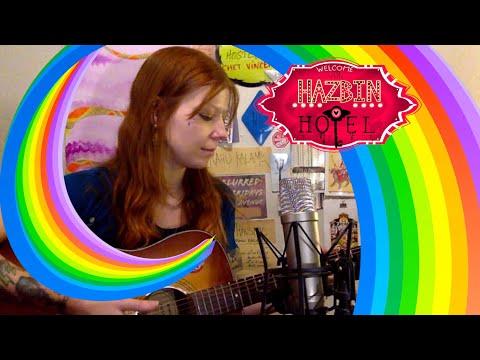 "Liss Victory - ""I'm Always Chasing Rainbows"" Hazbin Hotel Cover"
