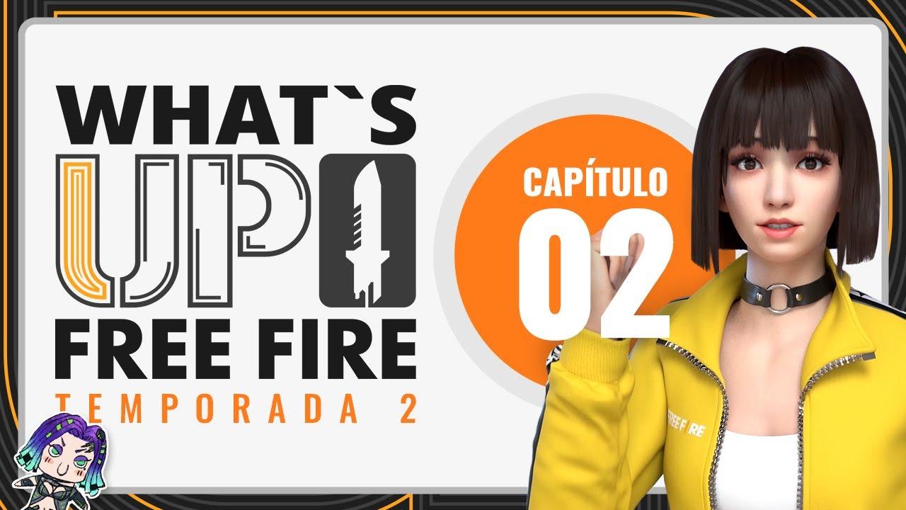 What's up Free Fire - Ep. 2 Temp. 2 | ¿Subir de nivel a los personajes será GRATIS? 😲🔥