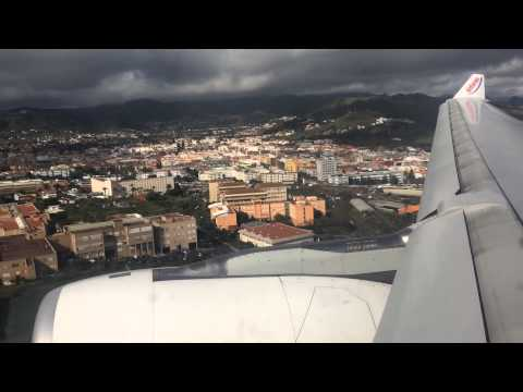 ᴴᴰ AIR EUROPA A330 LANDING - TENERIFE NORTH