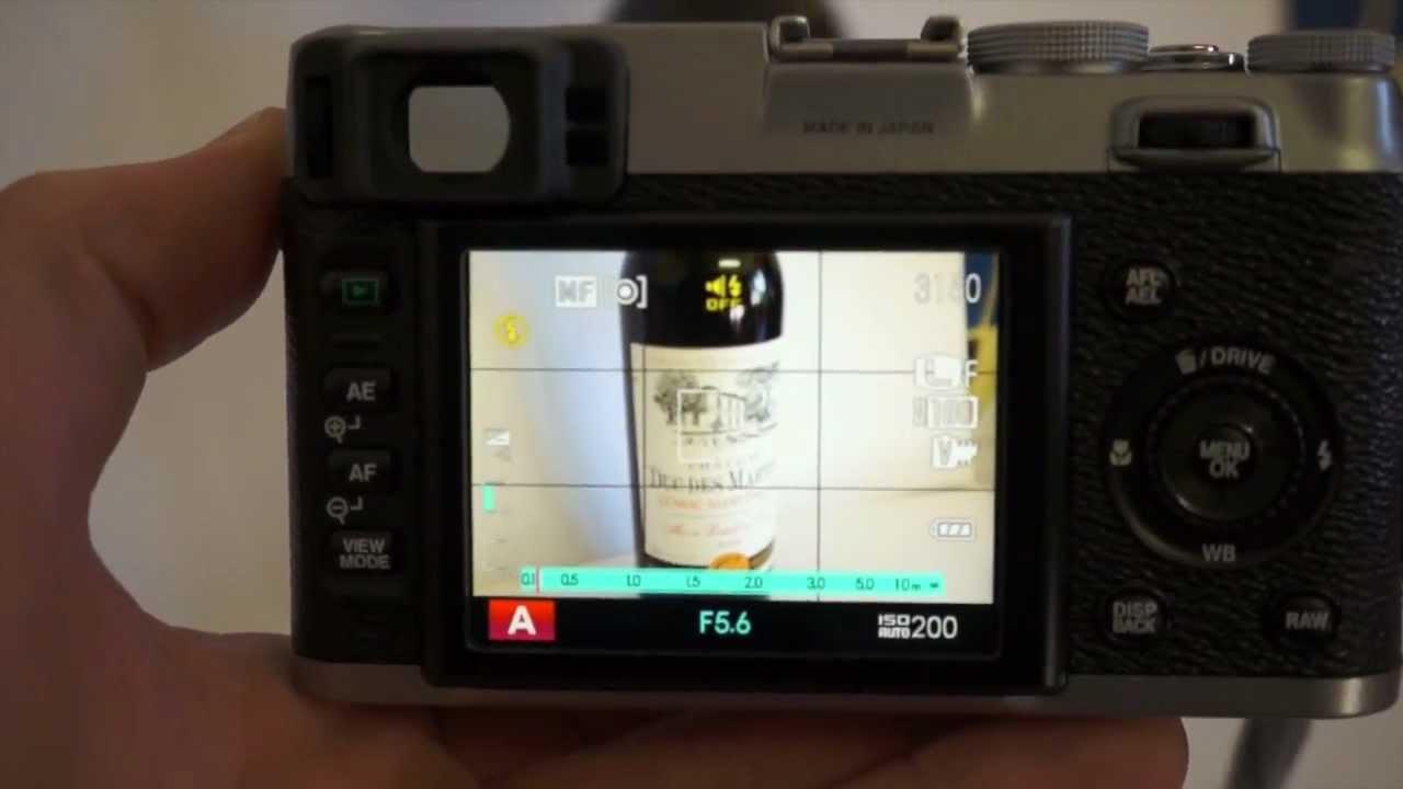 fuji x100 focusing hints and tips youtube rh youtube com Photography Manual Focus Manual Focus Lens Pentax