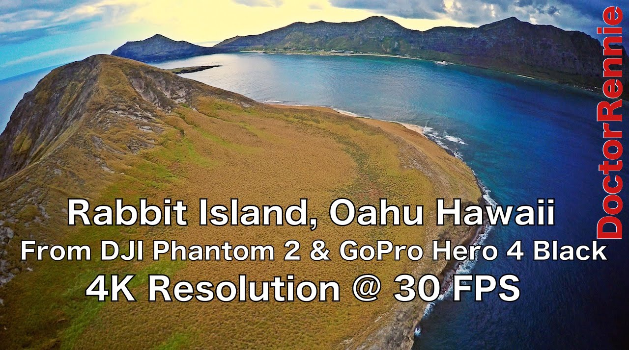 Rabbit Island Oahu Hawaii In 4k