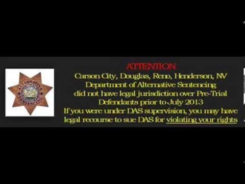 Alternative sentencing carson city nv