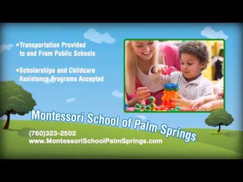 montessori Palm springs