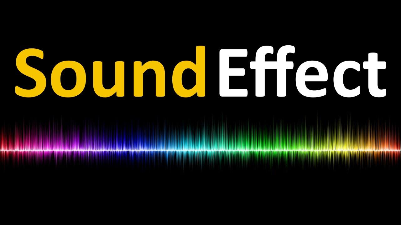 Sound effect organic microfiber cloth