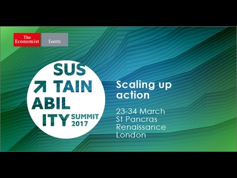 Sustainability Summit 2017 Long term strategy in a short term world