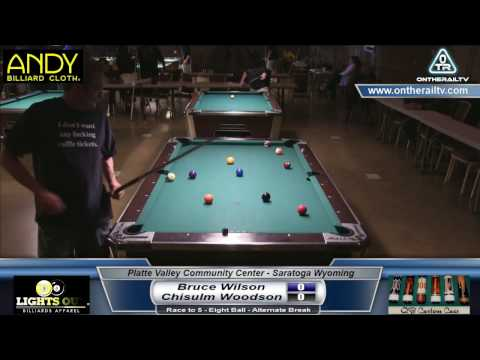 Bruce Wilson vs Chisolm Woodson - 2017 Wyoming Open