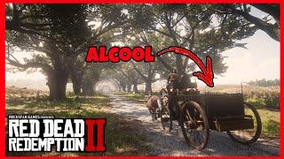 [Red Dead Redemption 2]Distribution d'alcool gratuit !