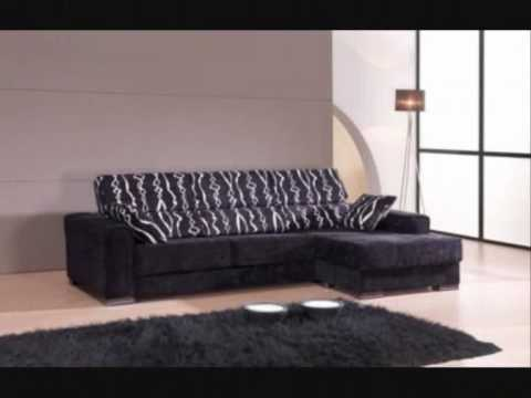 17 sof s cama youtube for Sofa cama modernos