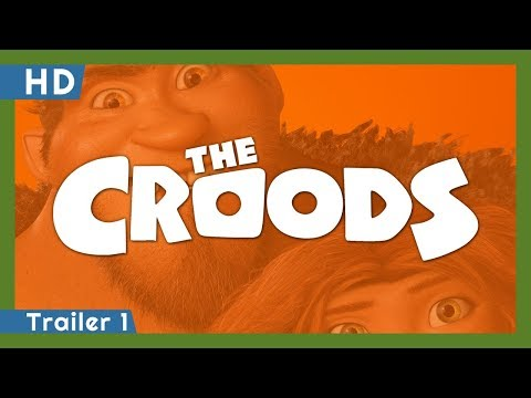The Croods trailers