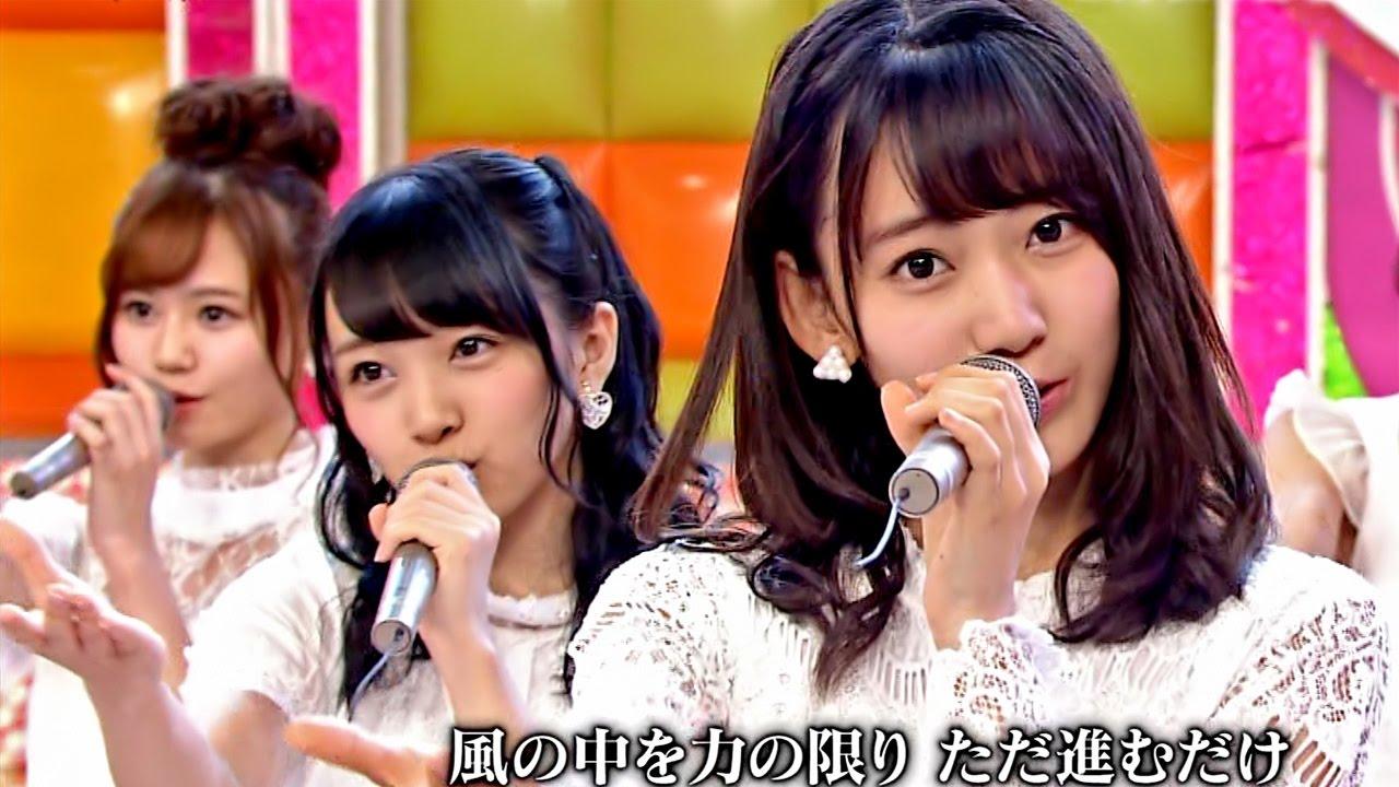 "【Full HD 60fps】 AKB48 365日の紙飛行機 (2016.1.6) ""365nichi no Kamihikoki"" 「あさが来た」主題歌"