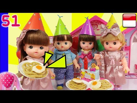 Mainan Boneka Eps 51 Kejutan Ulang Tahun - GoDuplo TV