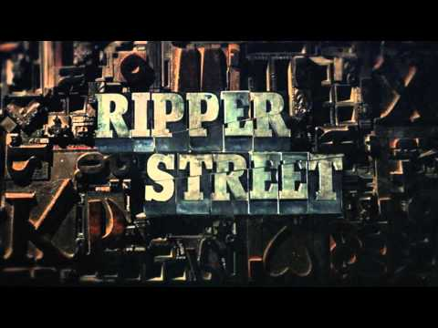 New Ripper Street Opening Music Series 3