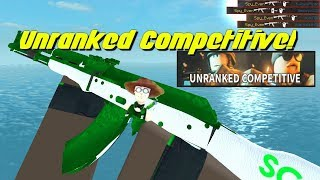 Unranked Competitive Full Gameplay! (Counter Blox)