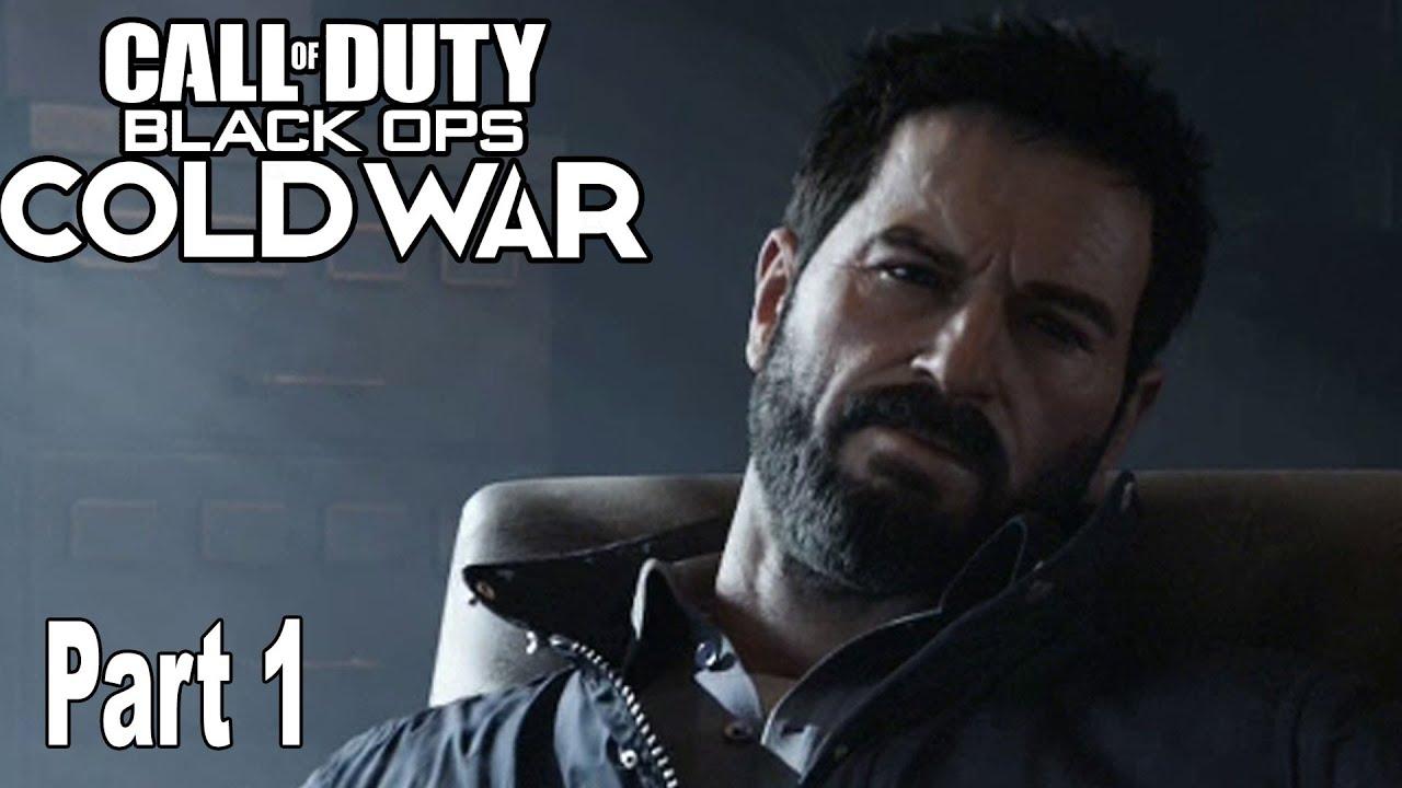 Call of Duty Black Ops Cold War - Walkthrough Part 1 [HD 1080P]