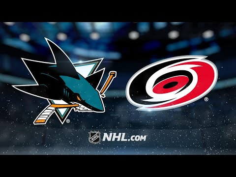 Burns, Dell power Sharks past Canes, 3-1