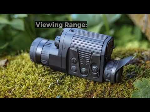 Best Night Vision Monocular In 2018 | Buyer's Guide (Updated)