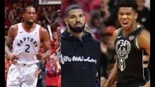 Toronto Raptors vs Milwaukee Bucks_Game 6_NBA Playoffs 25 May 2019