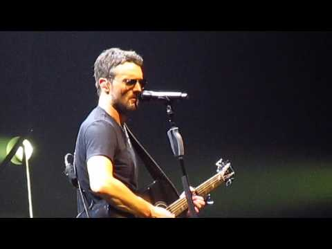 Eric Church at Quicken Loans Arena Holdin