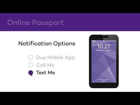 Multi-factor Authentication at Northwestern: Information