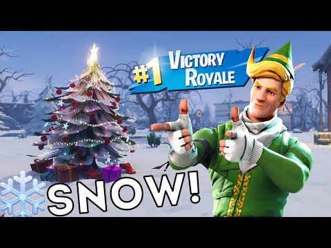 FORTNITE SNOW STORM IN 3 DAYS?! WHAT IS GOING TO HAPPEN?