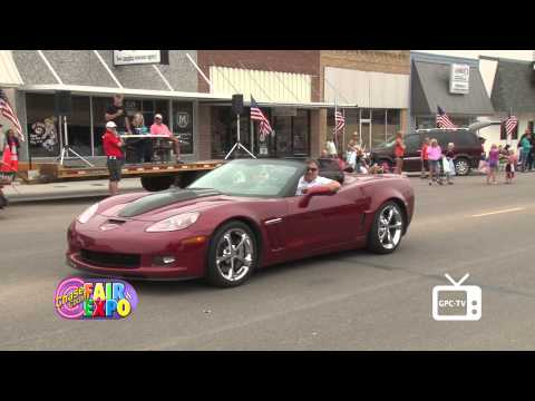 2013 Chase County Fair and Expo Parade