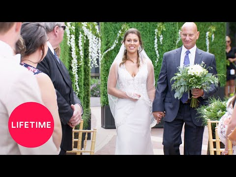 Married at First Sight: Jackie and Ryan Are Married (Season 6, Episode 2) | Lifetime