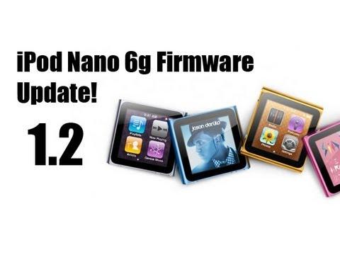 ipod nano firmware 1.0.4