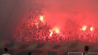 "Piro ""High Risk Supporters"" Lech Poznań - FC Basel 1:3 (29.07.2015)"