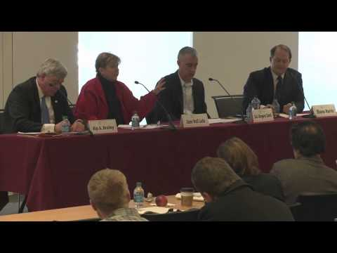 04 Panel 1: When Does a Cyber Threat Rise to the Level of a National Security Concern?