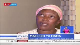 Mamake mshukiwa wa mauwaji ya Ivy Wangechi azungumza