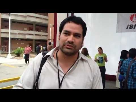 TechCamp Lima - Interview with Miguel Castilla of the National Democratic Institute