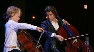 Maxime & Gautier Capuçon improvisent un duo et jouent