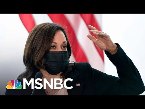 Harris' Immigration Work At Border Is A 'Complex Set Of Issues'