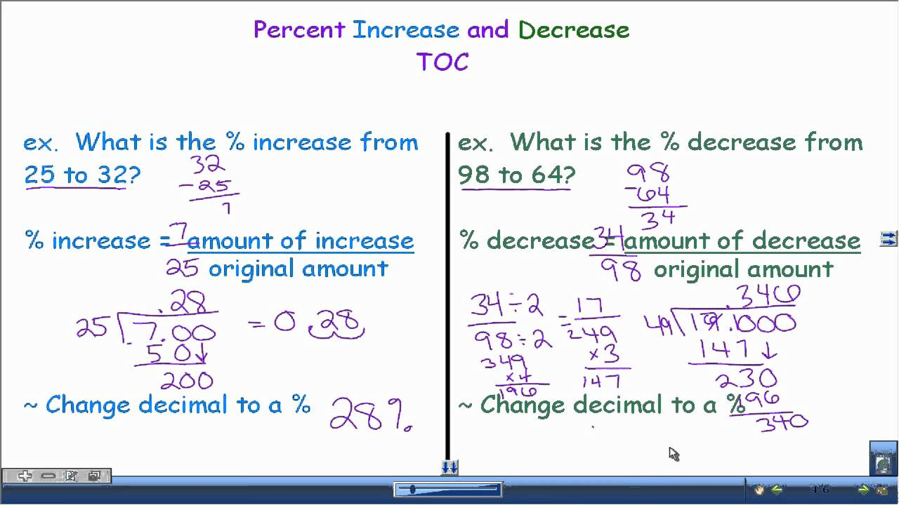 worksheet Percent Increase And Decrease Word Problems Worksheet percents lessons tes teach percent increase and decrease youtube