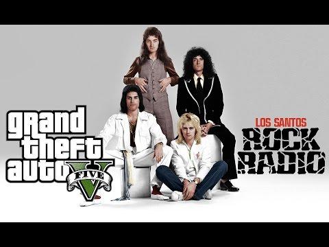 GTA V - Los Santos Rock Radio (Live OST)