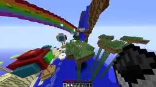 Minecraft: Parkour MADNESS Challenge! w/Mitch and Friends!